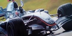 Formule 1 McLaren Raikonen