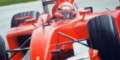 Formule 1 Ferrari Schumacher 2002