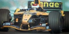 Formule 1 Jos Verstappen