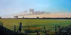 Dutch Landscape Cloud